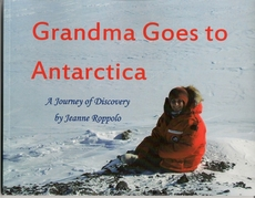 Image result for grandma goes to antartica